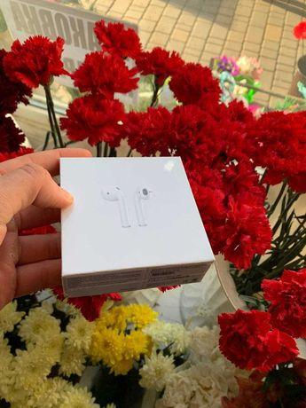 AirPods 2 Оригинал к wath, apple iphone