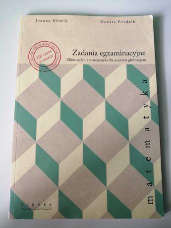 Zbiór Zadań Matematyka - Zadania Egzaminacyjne