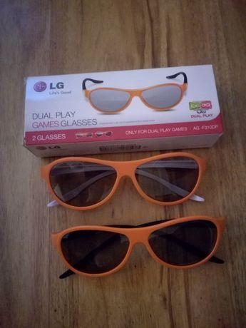 Okulary Dual Play LG