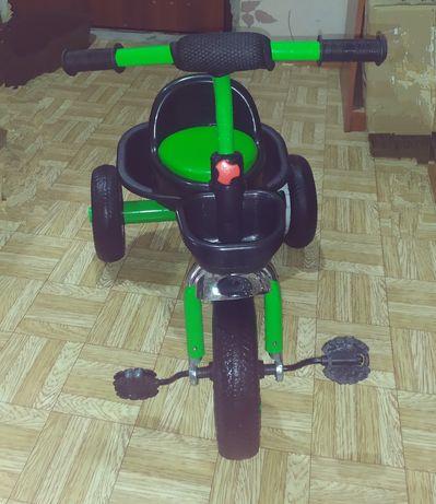 Трёхколёсный Триколісний велосипед Tilly Trike Drive, EVA колеса