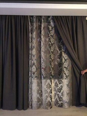Пошив штор с индивидуальным подходом.