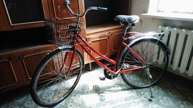 """Велосипед """"Дорожник"""",  - крепкий,  - в отличном состоянии."""
