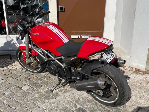 Ducati monster 620ie injeção