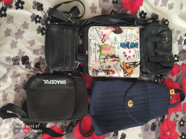 Продам сумочки різні