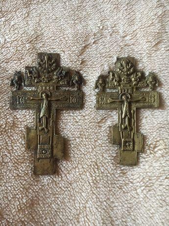 Старообрядческие наперсные кресты