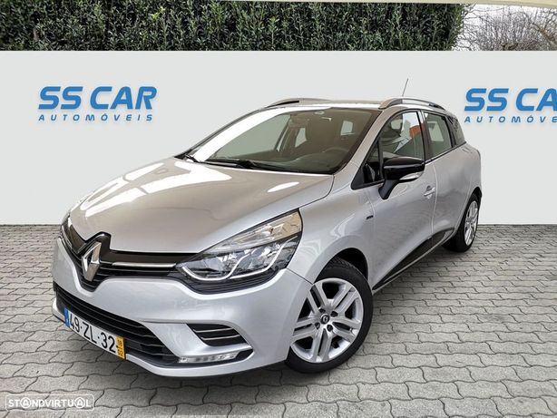 Renault Clio Sport Tourer 1.5 dCi Limited Edition