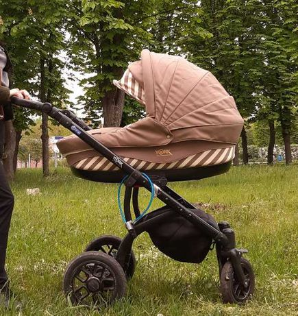 Детская коляска 3в1 Adamex York