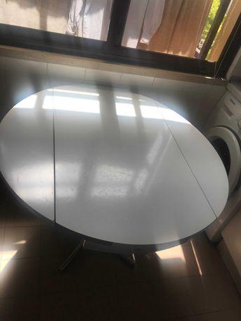 mesa de cozinha extensível