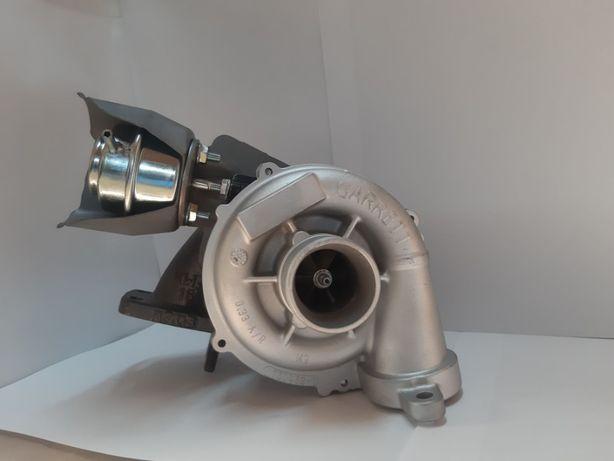 Turbina TurboSprężarka Citroen, Peugeot, Mazda BMW, Mini 1.6 HDI/TDI