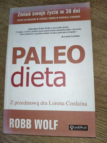 książka Robb Wolf - Paleo Dieta