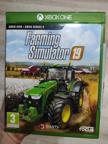 Gra Farming Symulator 2019 Xbox one