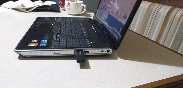 Ноутбук HP PAVILION dv 6  б/в