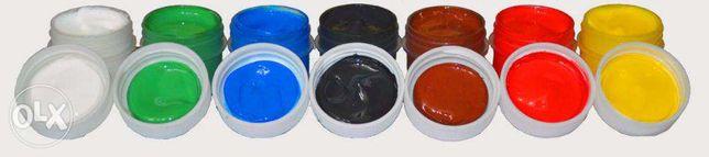 Жидкая кожа для ремонта изделий из кожи и кожзама 20 мл