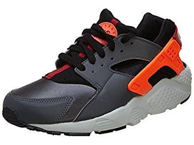 Nike Huarache Run skórzane chłopięce buty sportowe półbuty 38 38,5