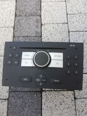 Radio Opel cd 30