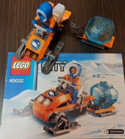 Лего CITI конструктор 60032 Арктические аэросани