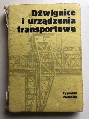 Dźwignice i urządzenia transportowe. Z. Zieliński