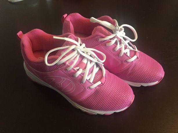 Кросівки роликові жіночі нові
