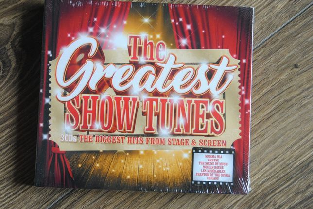 The Greatest Show Tunes/3CD Nowe