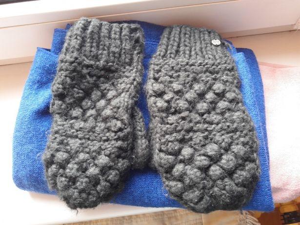 Rękawiczki Diverse ciemna zieleń