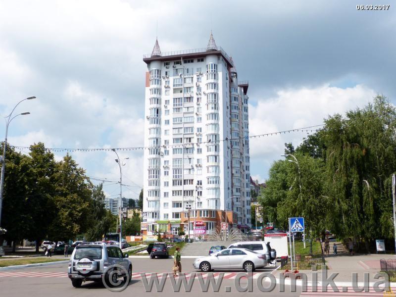 Квартира 62,5 м в Центре + паркоместо Вышгород - изображение 1