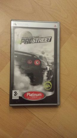 Gra Need for speed PSP