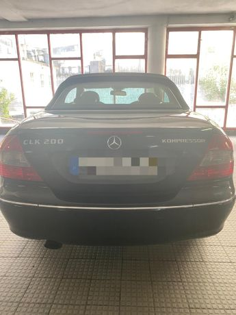 Mercedes CLK 200 descapotável