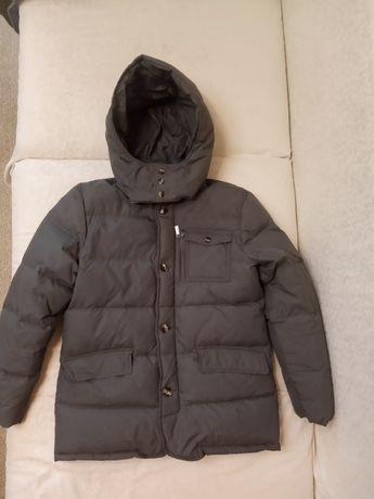 Пуховик куртка курточка Aston Martin на подростка