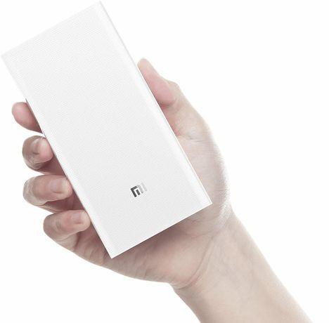 Портативная батарея Xiaomi Mi Power Bank 2C 20000mAh White