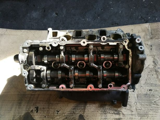 Głowica silnika AUDI A6 C6 3.0 TDI ASB