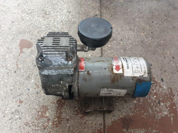 Pompa ze sprężarka uszkodzona