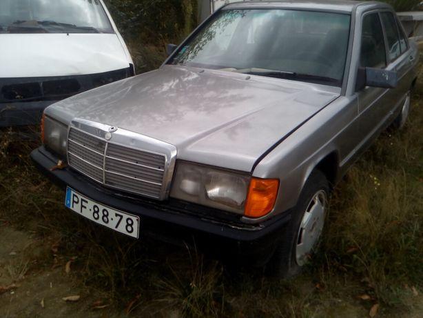 Mercedes 190E 2.0 120cv