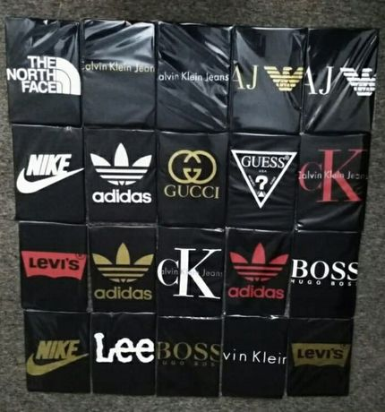 MEGA WYPRZEDAŻ koszulek koszulki damskie męskie Puma  Nike Levi's