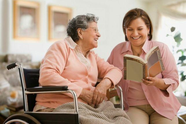 Ищу сиделку для пожилой женщины