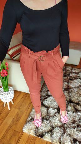 Nowe rude spodnie Reserved L