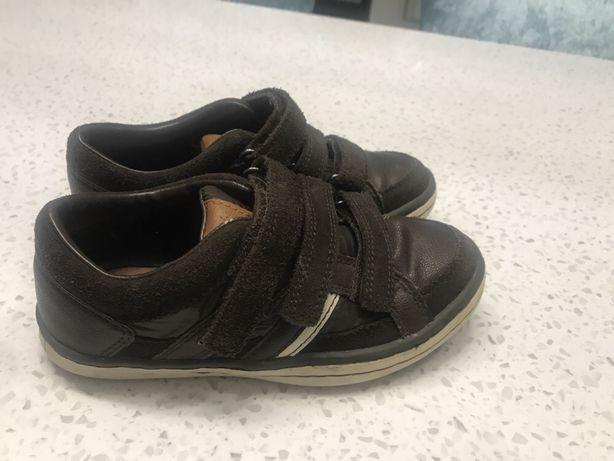Туфли-кроссовки GEOX
