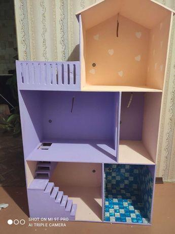 Подарок для ребенка домик для кукл