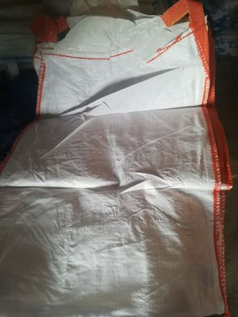 Worek z wkładem foliowym Big Bag Nowy 82x82x122