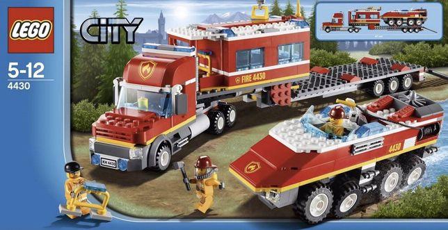 LEGO City Пожарный транспортировщик (4430)