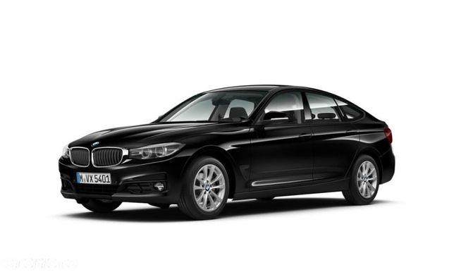 BMW 3GT BMW 318d DEMO 2019 / RATA: 1 465 zł netto, 10% wpłaty