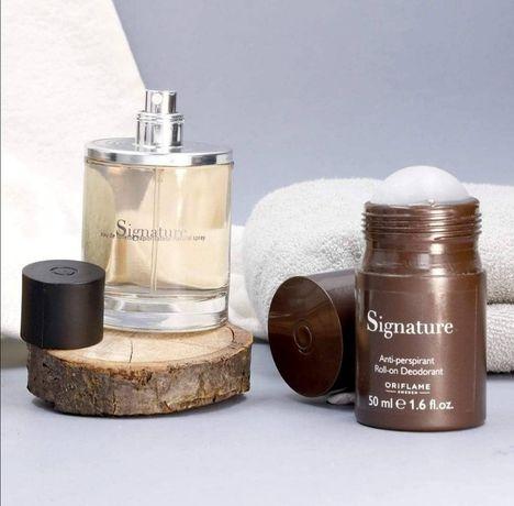 Zestaw Signature (woda toaletowa +dezodorant)