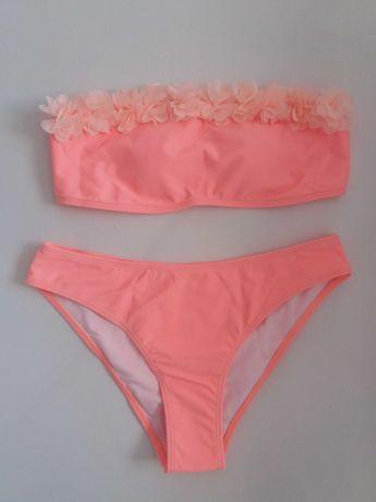 Sprzedam kostium kąpielowy plażowy r.M   Nowy elegancki sexy