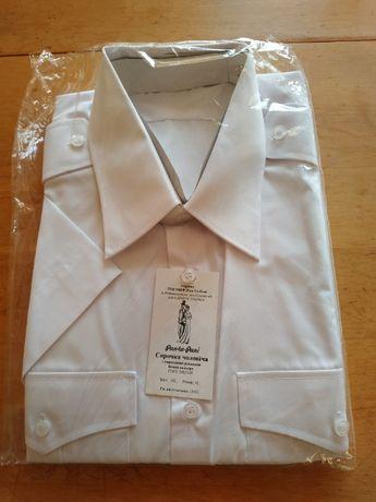 Таможенные белые рубашки