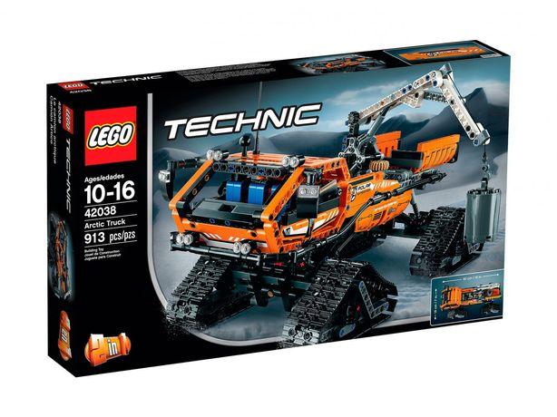 Lego 42038 łazik arktyczny 2 w 1