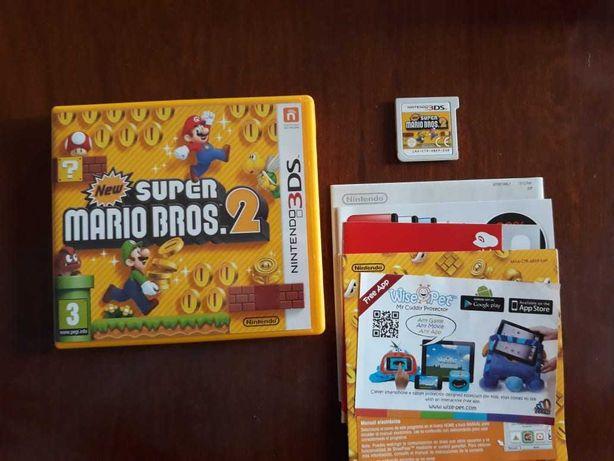 New Super Mario Bros. 2 | Nintendo 3DS | Completo