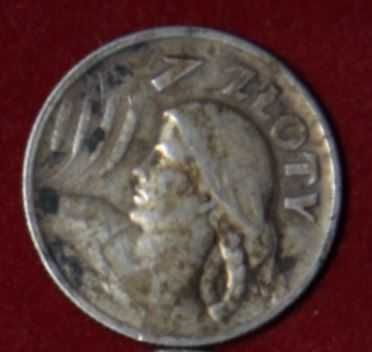 moneta 1 zł - 1925 r.