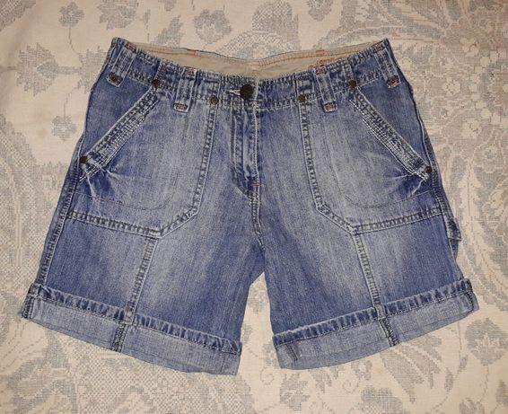Шорти джинсові жіночі NEW LOOK