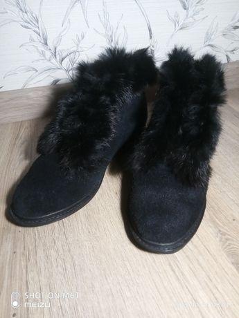 Ботинки осенне-зимние