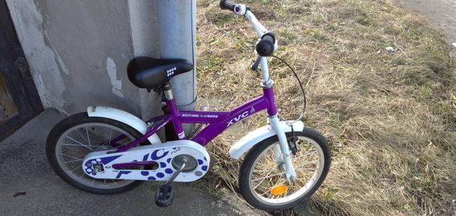 Rower 16 ładny, sprawny