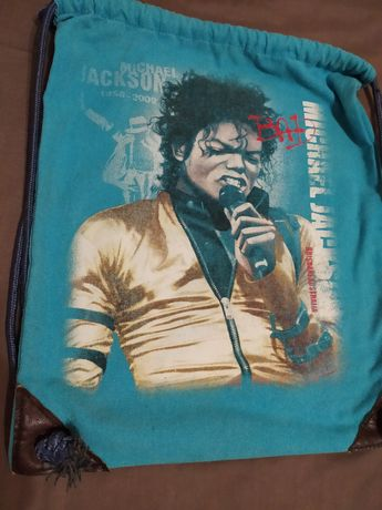 Продам сумку с Майклом Джексоном